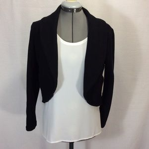 Standard James Perse French Collar/Cocoon Jacket